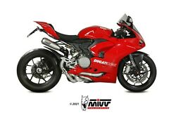 Exhaust Silencer Mivv Ducati Panigale V2 2020/2021 System Complete