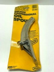 Nos Vintage Plews Oil Can Spout 60-007    Free Shipping