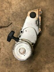 1985 Honda Atc70 Pull Start Assembly And Cover 16