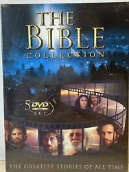 The Bible Collection 5 Dvd Set