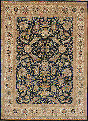 Hand-knotted Carpet 9and0390 X 12and0394 Chobi Twisted Traditional Wool Rug