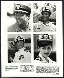 Mchaleand039s Navy Andrsquo97 Tom Arnold Dean Stockwell Debra Messing David Alan Grier