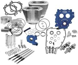 Sands Power Pack With 585 Easy Start Chain Drive Cams Silver 330-0662