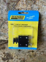 Seachoice Products 5a Circuit Breaker Push To Reset Current Flow Pn 13091 New