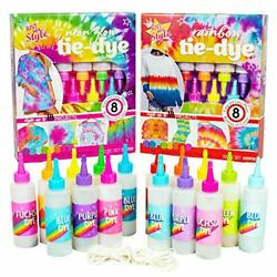 Just My Style 2-in-1 Tie-dye Kits By Horizon Group Usa Radical Rainbow And Neon...