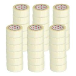 36 Rolls Clear Packing Hotmelt Packaging Tape 2 X 55 Yards 165 Ft 2.83 Mil