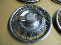1964 1965 1966 Chevrolet Corvair Hubcaps Wheel Covers Chevy Ii 62 63 64