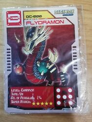 Digimon Digivice D-cyber Special Limited Cardflydramon Dc-000