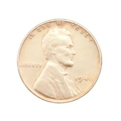 Very Rare - Great Condition 1940 Wheat Penny Without Mint Mark