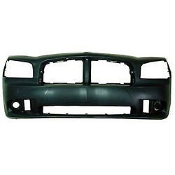 Cpp Front Bumper Cover For 06-10 Dodge Charger Ch1000464