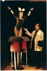 Magic Trick, Big Illusion, Parlor And Stage ,gift Surprise By Anton Corradin