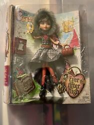 Ever After High Doll Cerise Hood Daughter Of Red Riding Hood.