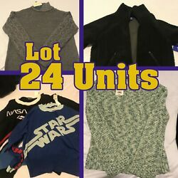 Winter Clothes for women fashion lot of 24 units various models and colors $125.00