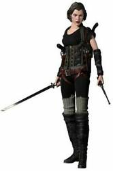 Secondhand Movie Masterpiece Resident Evil After Life 1/6 Scale Figure Alice