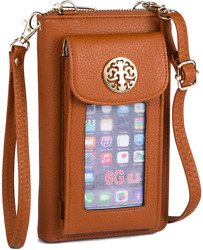 Heaye Cell Phone Purse Crossbody for Women Wallet with Phone Holder $31.17
