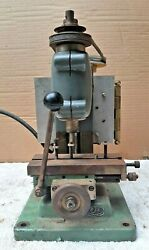 Watchmaker Milling Machine Ww 8 Mm Collet Vertical Small Table Top Miniature Rjs