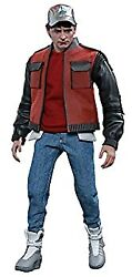 Secondhand Movie Masterpiece Back Tu The Future Part2 Marty Mcfly 1/6 Scale Made
