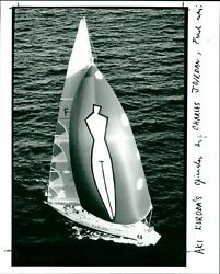Whitbread Round The World Race - Vintage Photograph 8876421