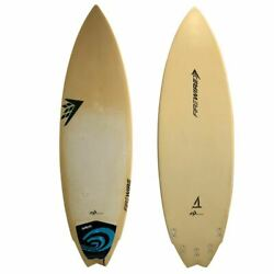 6and0390 Firewire Jacknife Used Surfboard