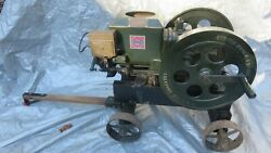 Stover 2hp Hit And Miss Engine With Cart