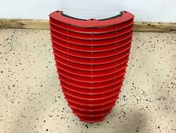 97-02 Plymouth Chrysler Prowler Front Grill Prowler Red Prd