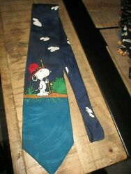 Former Tie Collector Snoopy scout 1958