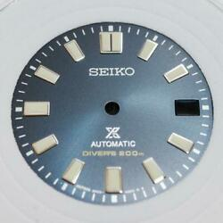 Seiko Diver's Watch 55th Anniversary Limited Edition Sbdc107 Spb149 Dial