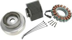Cycle Electric 3-phase 50a Charging Kit Ce-86t Harley Davidson Softail/fatboy