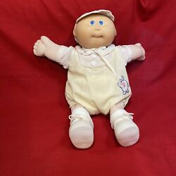 Vintage Cabbage Patch Kid Baby Boy Doll/ 1978-1982