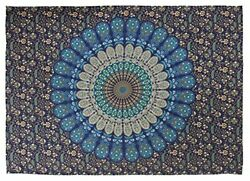 Popular Handicrafts Hippie Mandala Bohemian Tapestry Wall Hanging Psychedelic W
