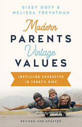 Goff Sissy Modern Parents Vintage Values BOOK NEW
