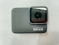 Gopro Hero 7 Silver 4k Ultra Hd Action Camera With Mounts And 64gb Sd Card