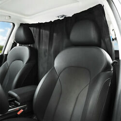 Car Uv Protection Sun Shade Curtains Taxi Partition Privacy Curtain Accessories
