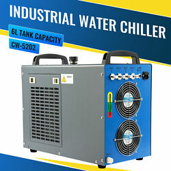 Professional 6l Water Chiller For Laser Engraver Cnc Engraving Machine And Tools
