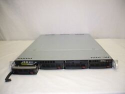 Supermicro 1U Server Dual Xeon 2.8 2GB 250 HD RAID (Lot of 10)