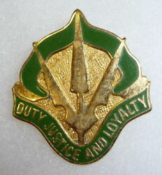 15th Military Police Group - 1960s Mp Di Crest