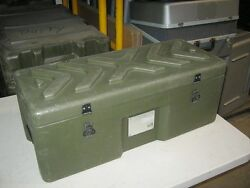 Hard Case Military Caisi Client Module 28x13x11 Hinged Lid