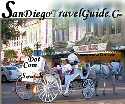 San Diego Travel Guide.com Groups Tours Events Parties Gas Lamp Beach Downtown