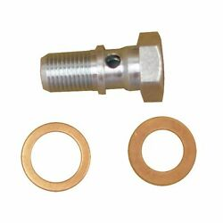 Brake Master Cylinder Fitting Bolt Kit For Willys Jeep 1941-1971 16721.09 Omix