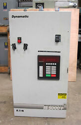 Eaton Dynamatic Adjustable Frequency Ac Drive 30 Hp @ 460 Volt Is-503107-0480