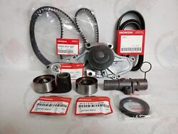 Genuine Timing Beltandwater Pump W/kit V6 W/factory Parts For Honda Acura V6