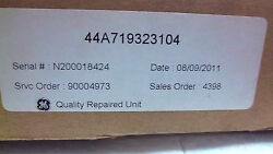 Ge General Electric Axs02 Axis Board 44a719323-104r03 Reman 44a719323104r03