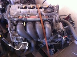 Toyota Matrix 2004 I4 Complete Engine And Transmission Used For 85000 Miles