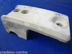 F433973 Shock Mount Lower Cover Port 1978 Chrylers 45hp. Electric 459h8g