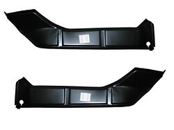 Drop Off Trunk Floor Extension Panel 66-67 Gto Lemans Left And Right Side Pan