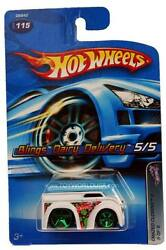 2005 Hot Wheels 115 Crazed Clowns Ii Blings Dairy Delivery