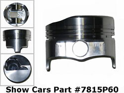 348 Chevrolet Impala Ss Bel Air 58 59 60 61 Icon Forged 4 Stroker Pistons .060