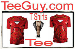 Tee Guy.com Superman T Shirt Spider man Tee's Men Guys Teens Undershirt domain