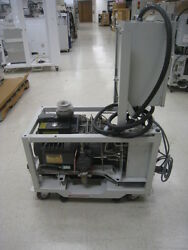 Boc Edwards Qdp 40 Vacuum Pump With Silencer And Amat Controller Box