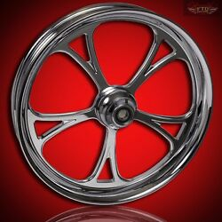 Harley Davidson 30 Inch Chrome Front Wheel The Cyclone
